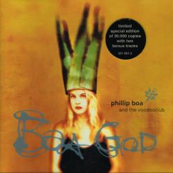 Phillip Boa And The Voodooclub – албум God (CD)