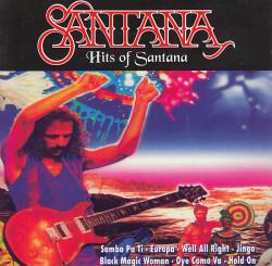Santana – албум Hits Of Santana (CD)