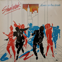 Shakatak ‎– албум Down On The Street