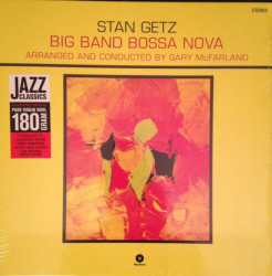 Stan Getz – албум Big Band Bossa Nova