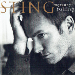 Sting – албум Mercury Falling (CD)