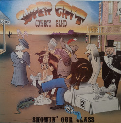 Super Grit Cowboy Band – албум Showin' Our Class