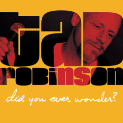 Tad Robinson ‎– албум Did You Ever Wonder? (CD)