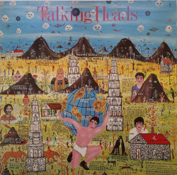 Talking Heads ‎– албум Little Creatures