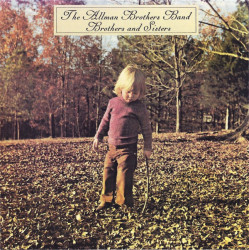 The Allman Brothers Band – албум Brothers And Sisters (CD)