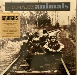 The Animals ‎– албум The Complete Animals