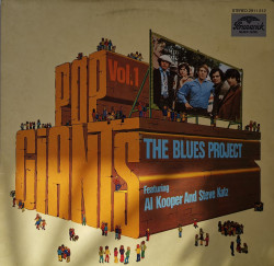 The Blues Project ‎– албум Pop Giants, Vol. 1