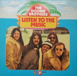 The Doobie Brothers – албум Listen To The Music