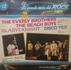 The Everly Brothers / The Beach Boys / Gladys Knight / Disco Tex & His Sex-O-Lettes – албум The Everly Brothers / The Beach Boys / Gladys Knight / Disco Tex