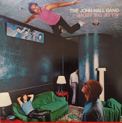 The John Hall Band – албум All Of The Above
