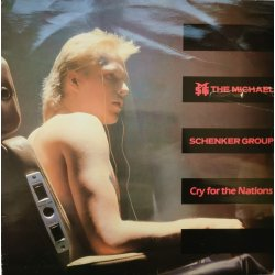 The Michael Schenker Group ‎– сингъл Cry For The Nations