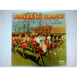 The Military Band Of The Royal Scots Dragoon Guards ‎– албум Amazing Grace