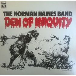 The Norman Haines Band ‎– албум Den Of Iniquity