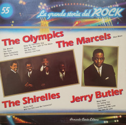 The Olympics / The Marcels / The Shirelles / Jerry Butler – албум The Olympics / The Marcels / The Shirelles / Jerry Butler