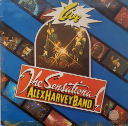 The Sensational Alex Harvey Band – албум Live