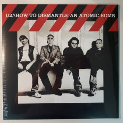 U2 ‎– албум How To Dismantle An Atomic Bomb
