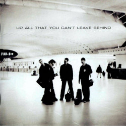U2 – албум All That You Can't Leave Behind (CD)