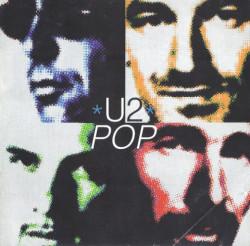 U2 – албум Pop (CD)