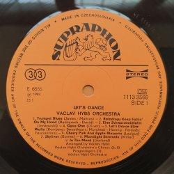 Václav Hybš Orchestra – албум Let's Dance