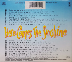 Various ‎– албум here coines the sunshine (CD)