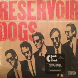 Various ‎– албум Reservoir Dogs (Original Motion Picture Soundtrack)