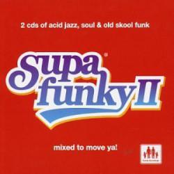 Various – албум Supa Funky II (CD)