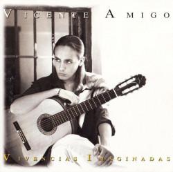 Vicente Amigo – албум Vivencias Imaginadas (CD)