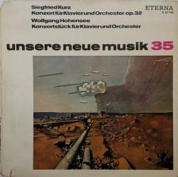 Wolfgang Hohensee – албум Konzert Für Klavier Und Orchester Op. 32 / Konzertstück Für Klavier Und Orchester