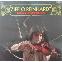 Zipflo Reinhardt – албум New Generation