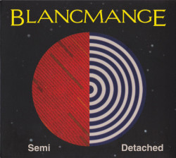 Blancmange – албум (CD) Semi Detached