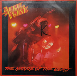 April Wine – албум The Nature Of The Beast