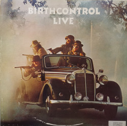 Birthcontrol – албум Live