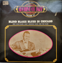 Blind Blake ‎– албум Blues In Chicago