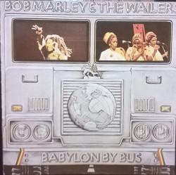 Bob Marley And The Wailers – албум Babylon By Bus (CD)