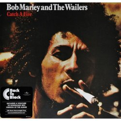 Bob Marley & The Wailers ‎– албум Catch A Fire