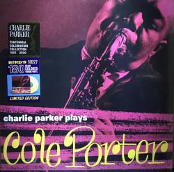 Charlie Parker – албум Charlie Parker Plays Cole Porter
