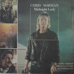Chris Norman ‎– сингъл Midnight Lady (Long Version)