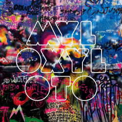 Coldplay – албум Mylo Xyloto (CD)