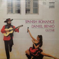 Dániel Benkő – албум Spanish Romance (Spanyol Románc)
