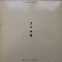 Elton John – албум Too Low For Zero