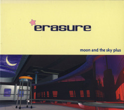 Erasure ‎– албум Moon And The Sky Plus (CD)