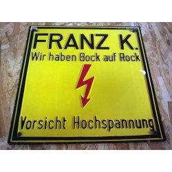 Franz K. – албум Wir Haben Bock Auf Rock