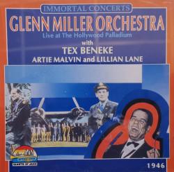 Glenn Miller - албум Live at the Hollywood Palladium (CD)