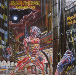 Iron Maiden ‎– албум Somewhere In Time