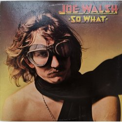 Joe Walsh ‎– албум So What
