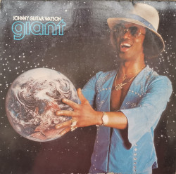 Johnny Guitar Watson – албум Giant