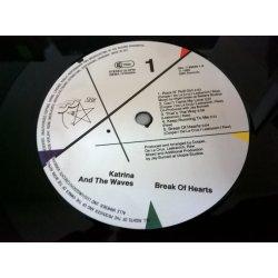 Katrina & The Waves – албум Break Of Hearts