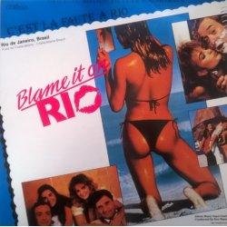 Ken Wannberg – албум Blame It On Rio