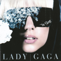 Lady Gaga – албум The Fame (CD)