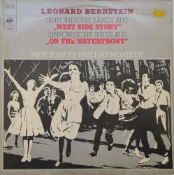 Leonard Bernstein, New Yorker Philharmoniker – албум West Side Story / On The Waterfront